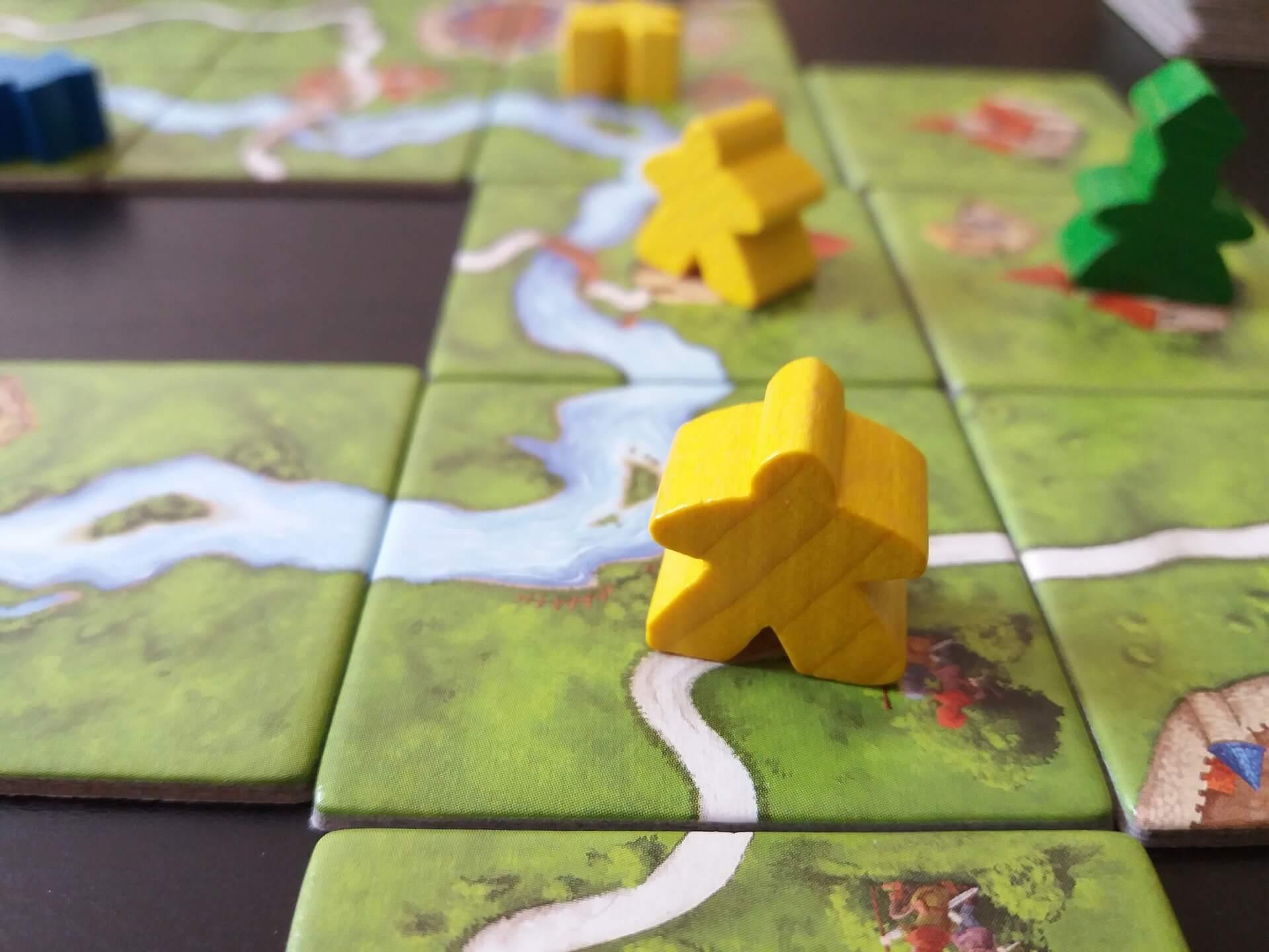 Carcassonne – układanka na wyższym poziomie